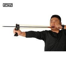 Lance-pierre puissant de tir à larc avec repose-flèche et Support de poignet