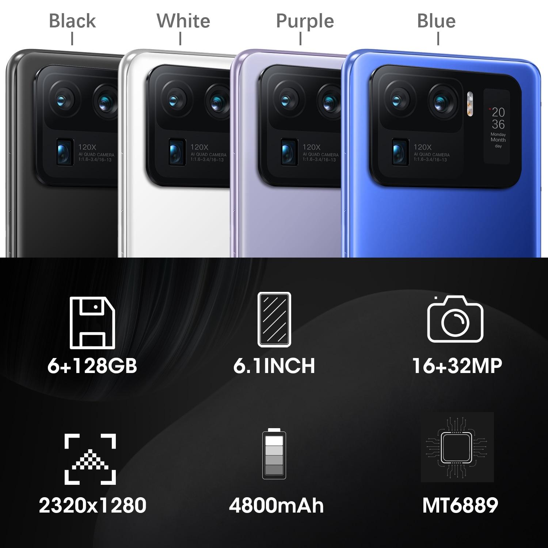 Xao Mi 11 Ultra Pro 6.1