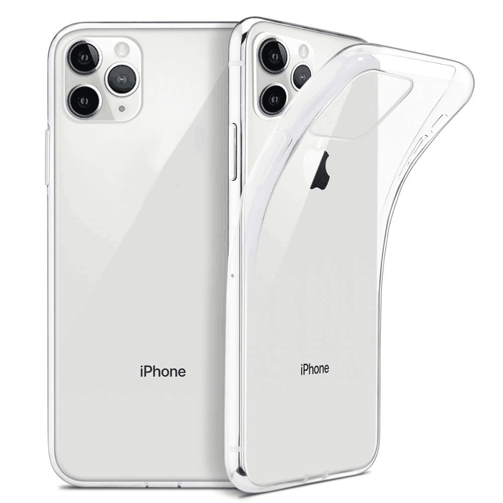 Ultra Thin Clear Phone Case For iPhone 11 12 13 Pro XS Max X XR 7 8 6 6S Plus SE 5 5s Soft Silicone