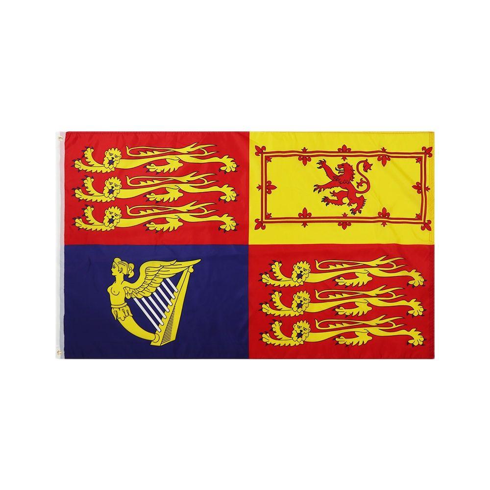 Флаги 3x5 футов, флаг королевы в реестре, флаги королевских стандартов Великобритании