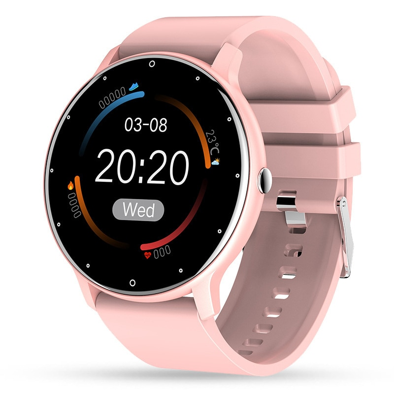 New Zl02 Heart Rate And Blood Pressure Sleep Monitoring Exercise Step Recording Remote Control Camera Intelligent Sports enlarge