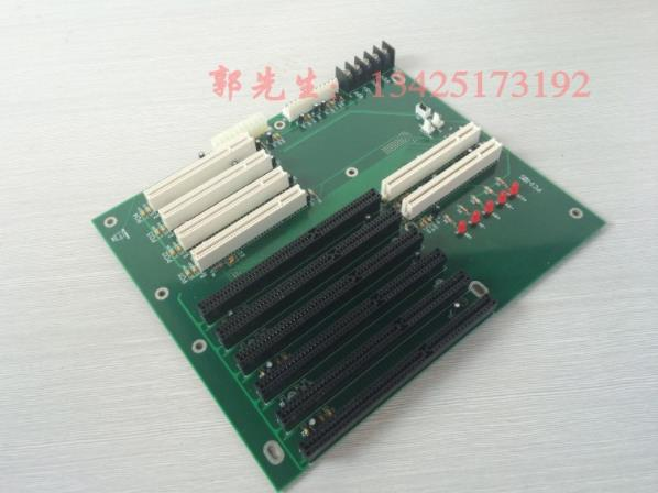 Teste de Alta Qualidade Original Computador Industrial Placa-mãe Pci-10s Pci-6s Pci-7s Pci-8s Imagem Física Cor Nova 100%