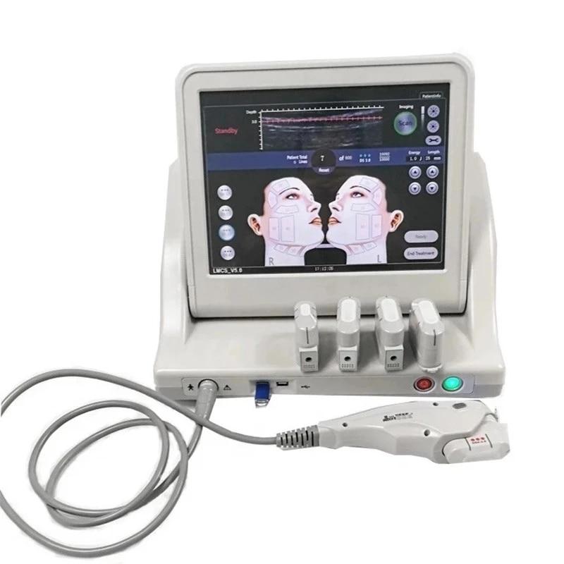 Ultrasonic Skin Lifting Machine Wrinkle Removal Tightening Skincare Tools Sliming Anti-Cellulite Facial Skin Beauty Machine enlarge
