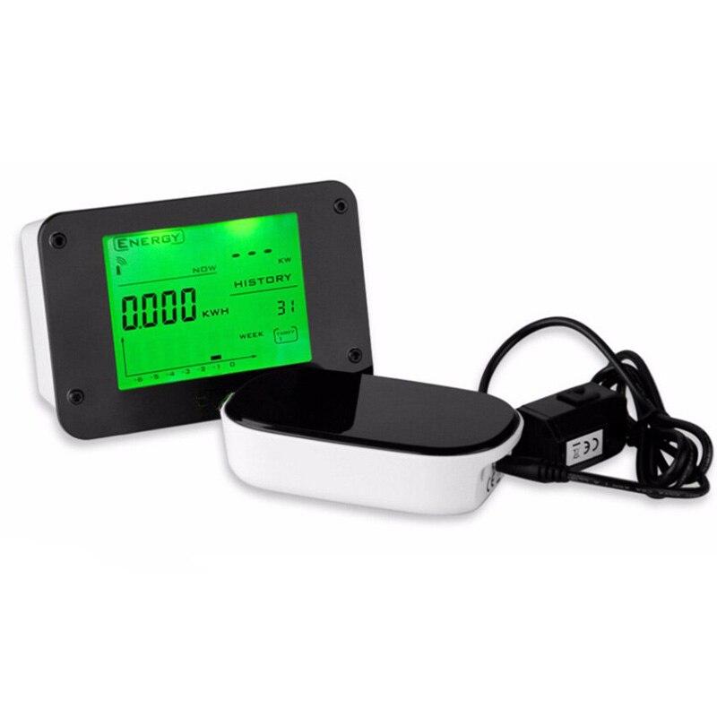 Analizador de energía, medidores de energía, Monitor de ahorro de energía, exceso de electricidad inalámbrico, Monitor Plus