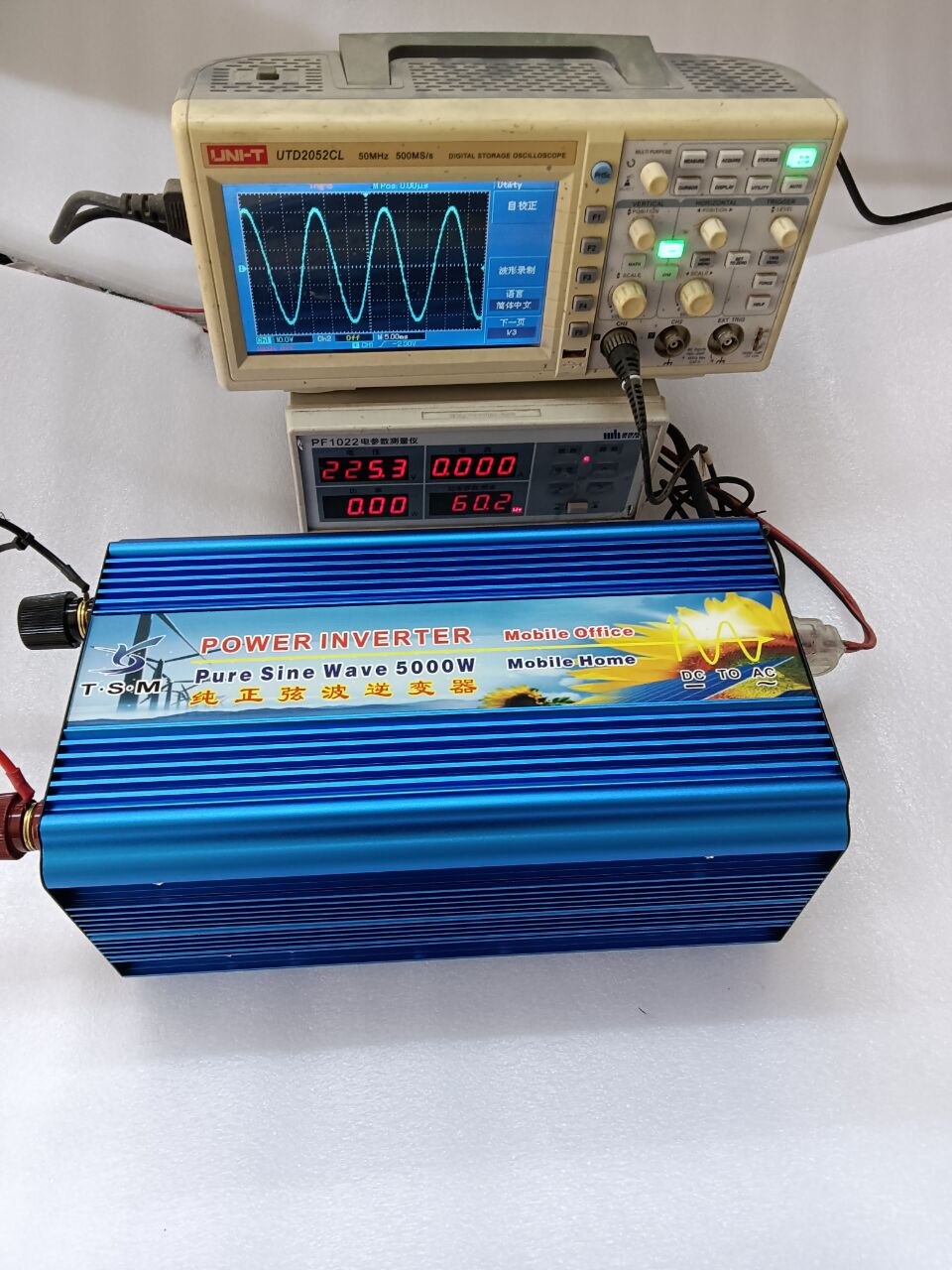 DHL شحن مجاني الرقمية فولت عرض inversor 6000 واط/6000 واط 12/24/48VDC إلى 110/230VAC 12000 واط الذروة نقية شرط موجة inversor