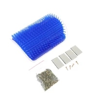 k star cat self grooming brush scratches your face tickles cats brushes combs cat corner massage animal supplies