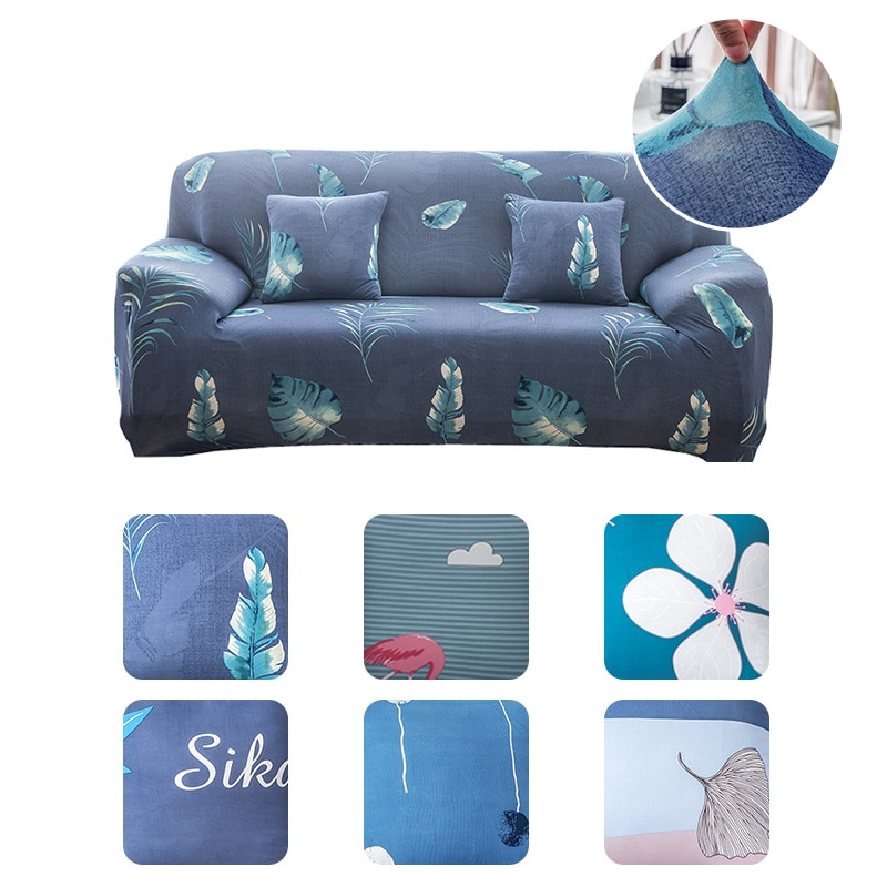 Высококачественный растягивающийся эластичный чехол для дивана в гостиную, L-образный чехол для дивана и кресла, Регулируемый Чехол для угл... чехол