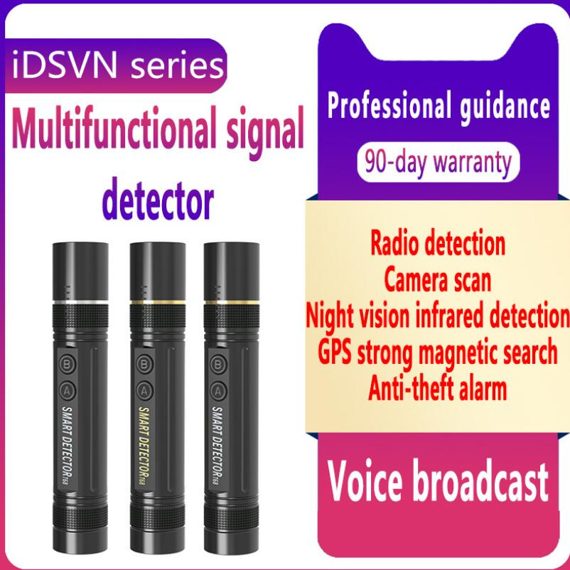 Intelligent Voice Detector Anti-stealing Camera Anti-GPS Positioning Anti-shielding Anti-eavesdropping Privacy Protection