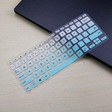 Ordenador portátil de 14 pulgadas teclado Protector de cubierta para ASUS VivoBook 14 2019 X420UA X420 X420CA X420C X412U X412UA X412FA Adol14F V4000U