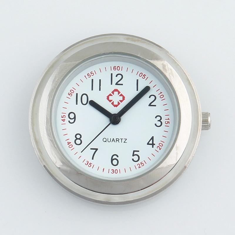 ALK VISION nurse watch fob nurse pocket watch doctor 2018 top brand quartz brooch medical watch pendants  silver
