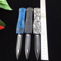 Складной карманный нож из углеродного волокна с ручкой Портативные Ножи Открытый нож тактические походные Ножи Охотничий высокопрочный нож 2019