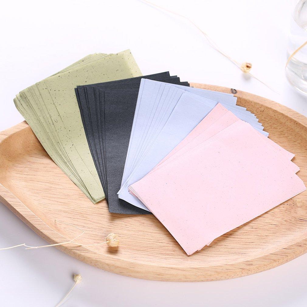 Масло-поглощающая бумага для лица контроль масла освежающее масло для лица-поглощающая бумага