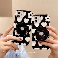 daisy flowers imd phone case for iphone 12 11 pro max x xr xs max 7 8 plus iphone12 cases bumper soft silicone back cover fundas