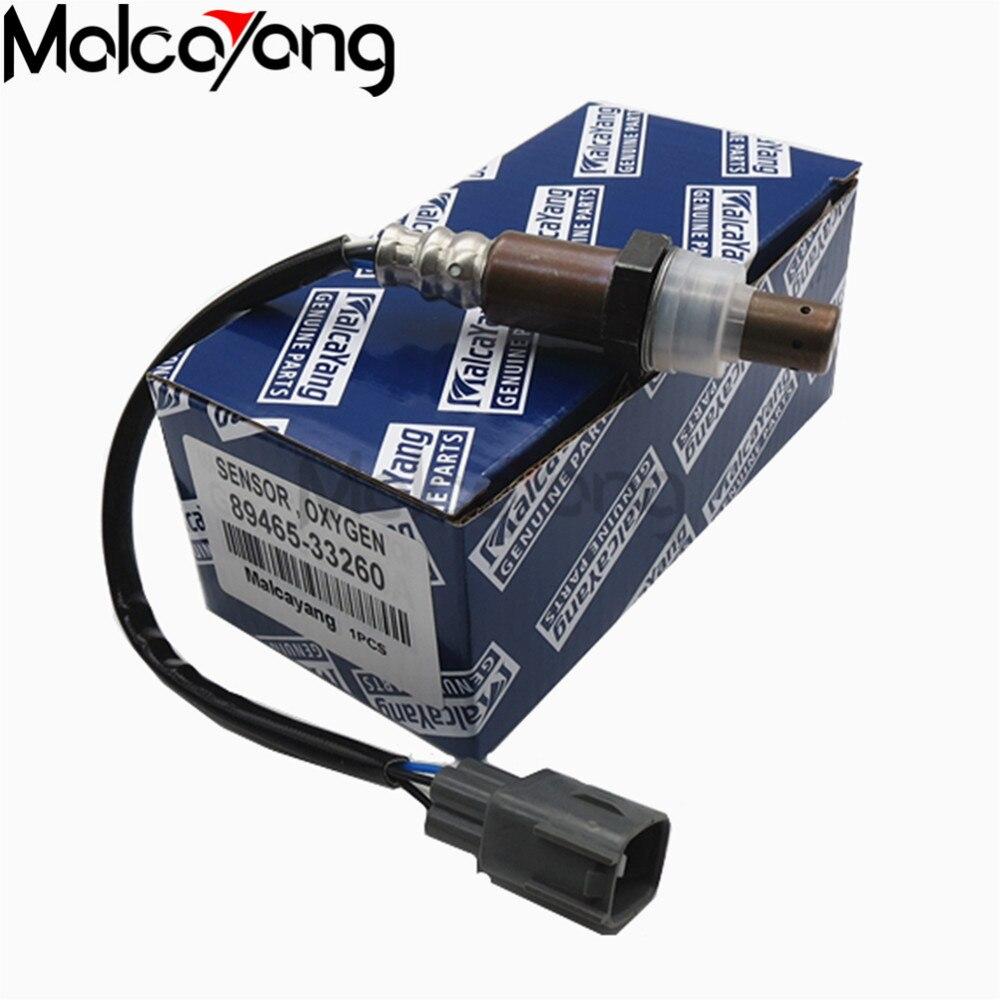 Sensor de oxígeno de sonda de escape O2 Lambda 89465-33260 8946533260 para Lexus ES300 2002-2003 para Toyota Camry 2002-2006 3,0