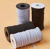5yards 368101215mm high elastic elastic ribbon sewing elastic spandex band trim sewing webbing diy clothing accessories