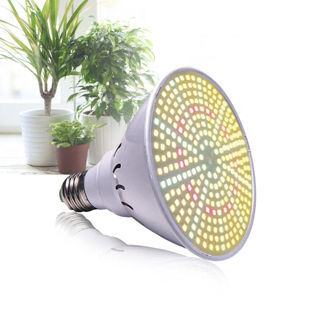 30w 1500lm Led Grow Light Full Spectrum UV Phyto Lamp for Indoor Plants Growth Seeds of Greenhouse Indoor Flowers Growing enlarge