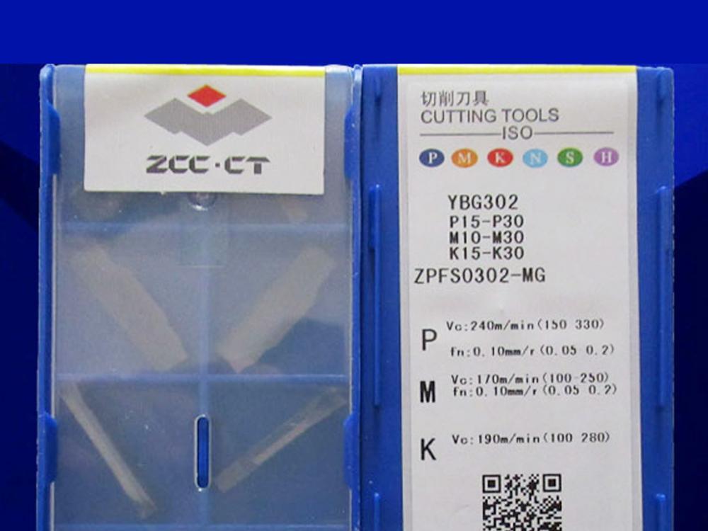 ZPFS0302-MG YBG302/ZPFS0302-MG YBG202 caribde إدراج 10 قطعة