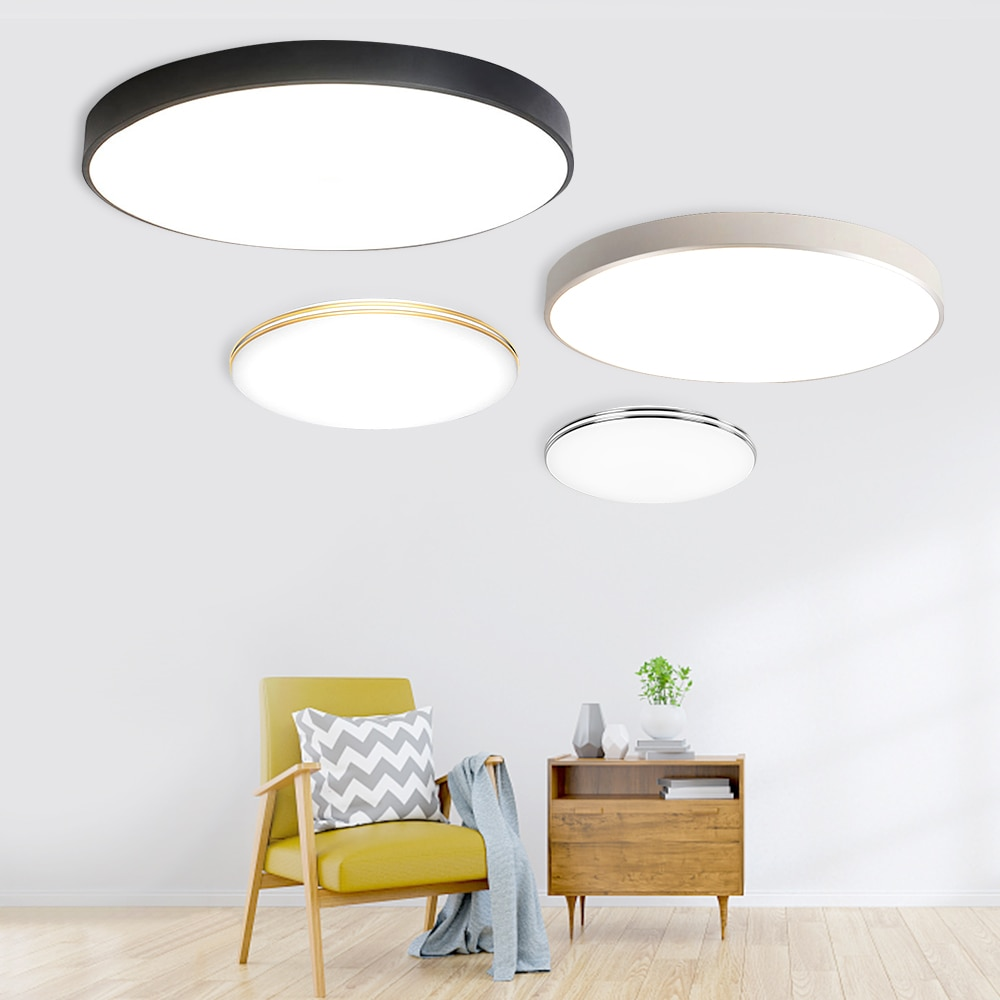Modern LED Ceiling Light 24W 220V Bedroom Corridor Balcony lamp Kitchen Lights Surface Mount Lamp