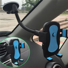 New Car Phone Holder Bracket Mount Cup Holder Universal Car Mount Mobile Suction Windshield Phone Lo