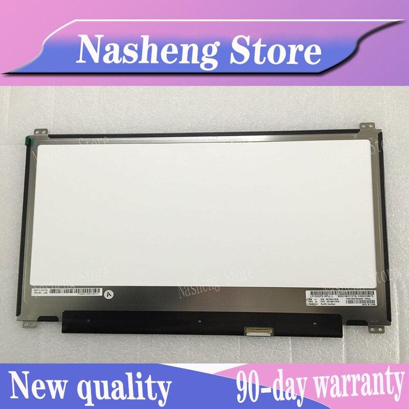 Original 13.3 lcd screen Display for LENOVO E31-70 U31-70 E31-80 500S-13ISK 510S-13ISK 510S-13IKB LP133WF2-SPL1 1366X768 30PIN
