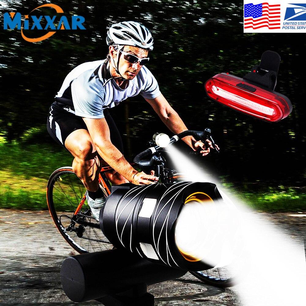 Дропшиппинг Новинка светильник ing перезаряжаемый велосипедный светильник супер яркий велосипедный светильник s задний светильник Mult-Mode по...