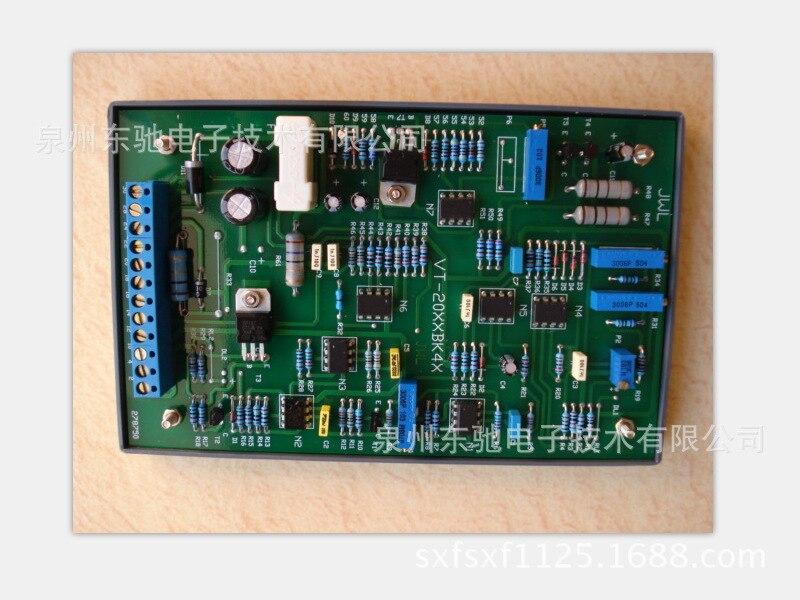 Vt20xxbk4x da Placa de Amplificação Vt2000bk40 do Controlador Placa Proporcional Hidráulica Elétrico Vt-2000bk40