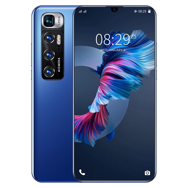 Global Unlocked M11 Pro Smartphone 6.2 Inch HD Full Screen Smart Phone 2GB RAM 32GB ROM Android Dual sim card Mobile Phone