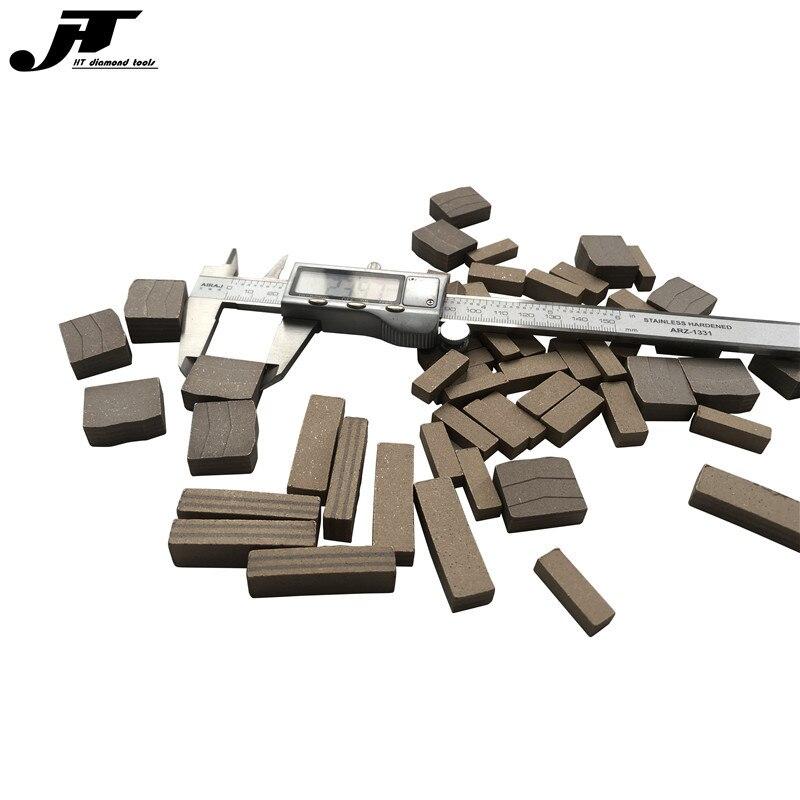 40 inch D1000  Diamond Granite Segments High Quality Fast Cutting Granite Cutting Blades And Segments Free Shipping