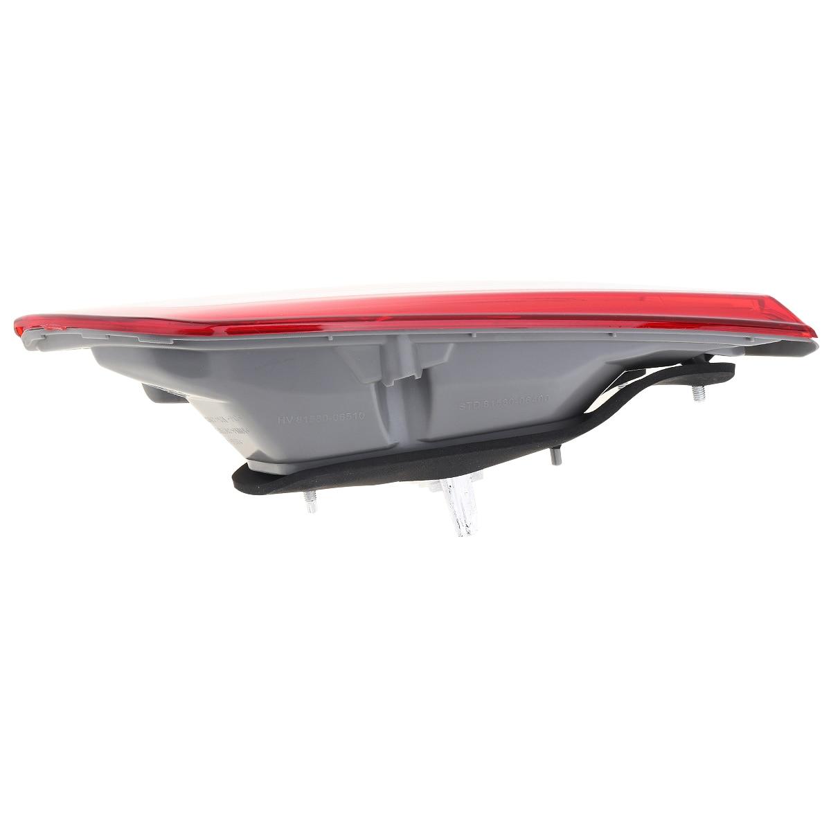 Купить с кэшбэком Waterproof Durable Inter Tail Light Left Side LH Reuse Stock Bulbs Fit for Toyota Camry ACV51 / 2011 - 2014 Car Tail Lights