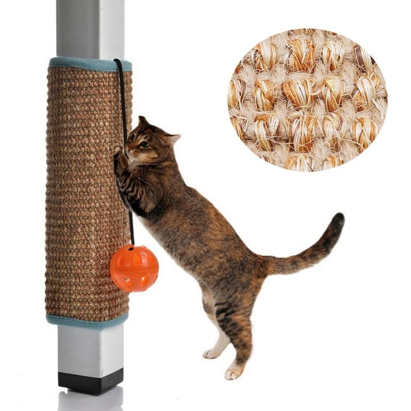 Mueble de Interior para el hogar, silla de mesa, sofá, Protector de piernas, juguete para mascotas, rascador, alfombrilla, alfombrilla, gato, silbato, alfombra, rascador