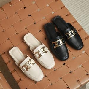 Женские туфли на квадратном каблуке, туфли в британском стиле, лоферы на массивном каблуке, большие размеры, лето 2021