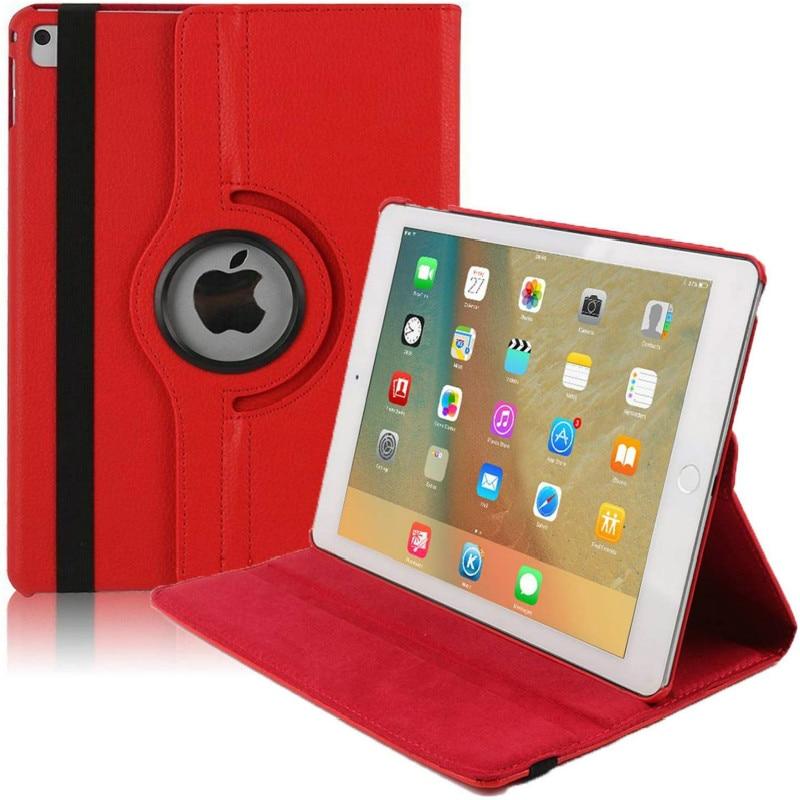 Étui pour iPad Air 3rd Gen 10.5 2019 libération housse de tablette modèle A2123 A2153 A2152 360 support rotatif support à rabat étui en cuir PU