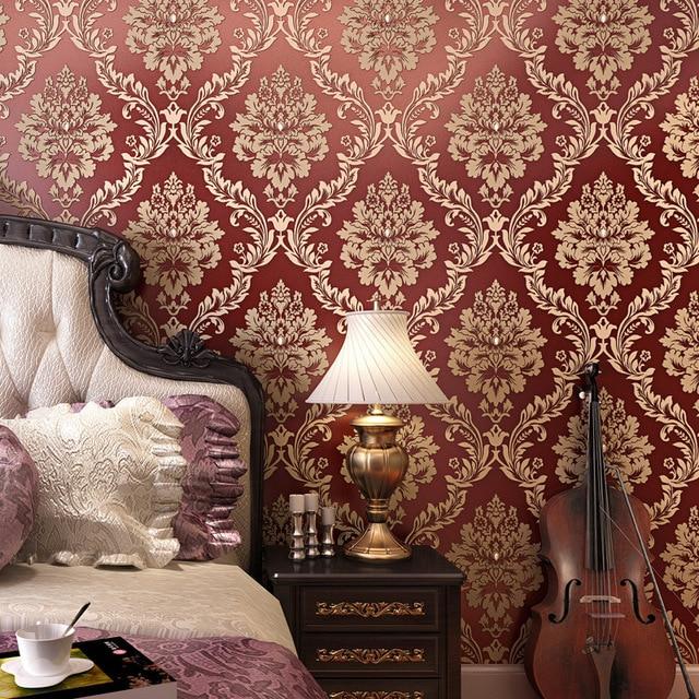 عالية الجودة الذهبي الفاخرة تنقش الملمس رش الذهب غير خلفية قماش غرفة المعيشة غرفة نوم فندق حائط الخلفية