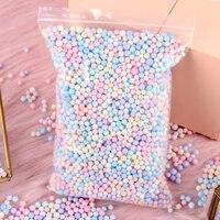 macarons polystyrene styrofoam foam balls diy toysofaballoongift box foam filler wedding birthday baby shower party decor