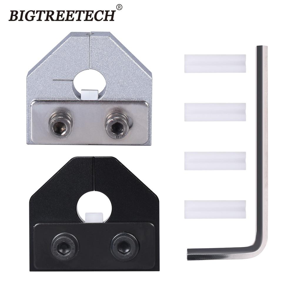 Запчасти для 3D-принтера, Сварочный соединитель накаливания 1,75 мм/3,0 мм, PLA ABS Датчик накаливания для Ender 3 Pro Anet 3D принтера, алюминиевый блок