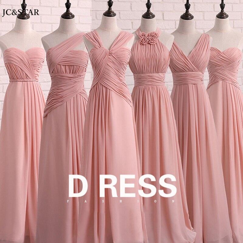 Vestidos de gasa de estilo bohemio para dama de honor, elegantes vestidos...