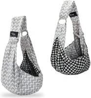 cats bag sling pet goods dog carrying supplies adjustable belt breathing outdoor travel small dog bag