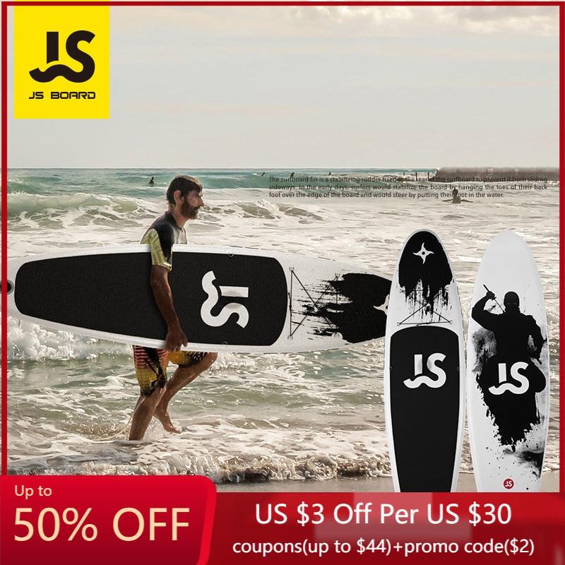 JS JS335 SUP Men paddleboard surfboard kitesurf upright water portable inflatable kayak fishing boat Water Sport Surfing 335cm