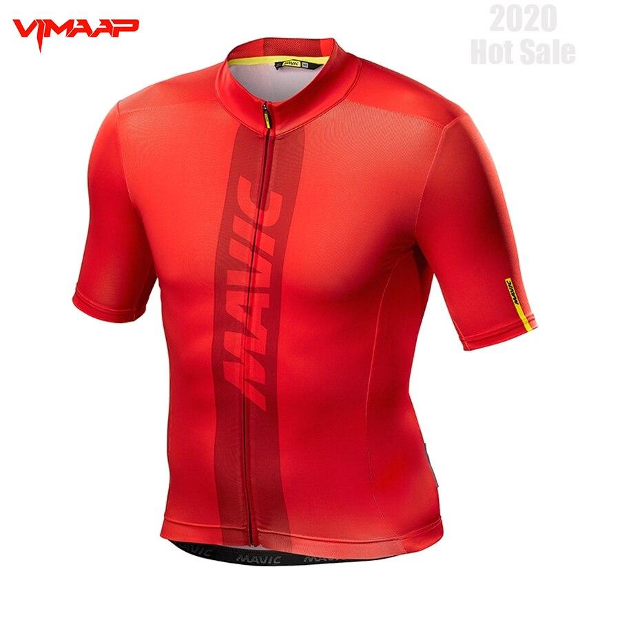 MAVIC-Ropa de Ciclismo Pro team para Hombre, Maillot de Ciclismo de montaña,...