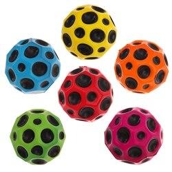 Produtos esportivos especiais para estudantes, jardim de infância, bola de lua, bola brilhante-cor aleatória