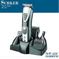 Surker electric hair clipper SK-518 5 in 1 electric hair clipper razor beard trimmer eyebrows nose hair trimmer haircut