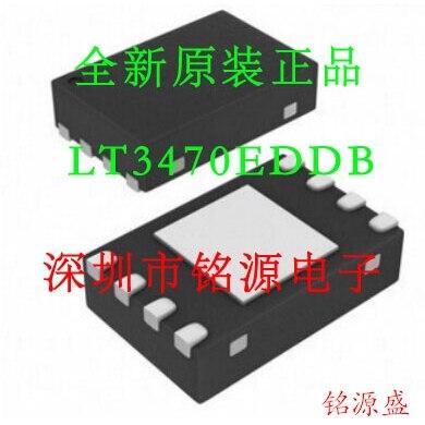 شحن مجاني LT3470EDDB LT3470 DFN8 10 قطعة