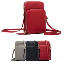 Ankunft Crossbody Handy Schulter Tasche Handy Tasche Mode Täglichen Gebrauch Karte Halter Mini Sommer Schulter Tasche für Frauen Brieftasche