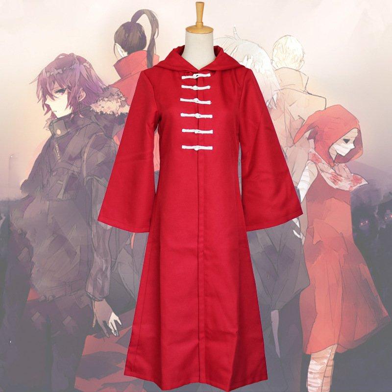 Tóquio ghoul cosplay traje aogiri organização eto kirishima ayato capa capa traje cosplay