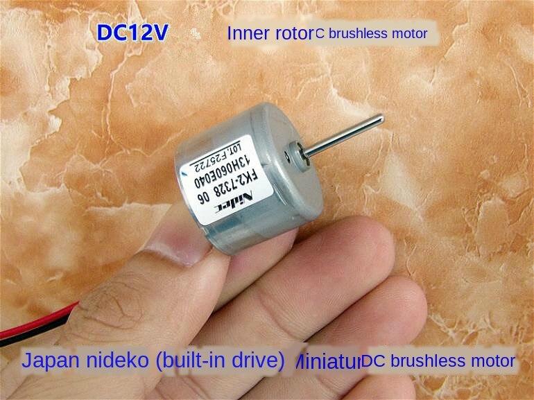 Nidec Nidec-لوحة قيادة متكاملة 310 ، محرك بدون فرش ، محرك عكسي