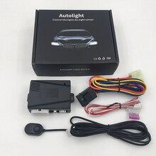 12 v carro automático farol sensor interruptor automático em luzes do carro sistema de controle inteligente para indução luz farol automático