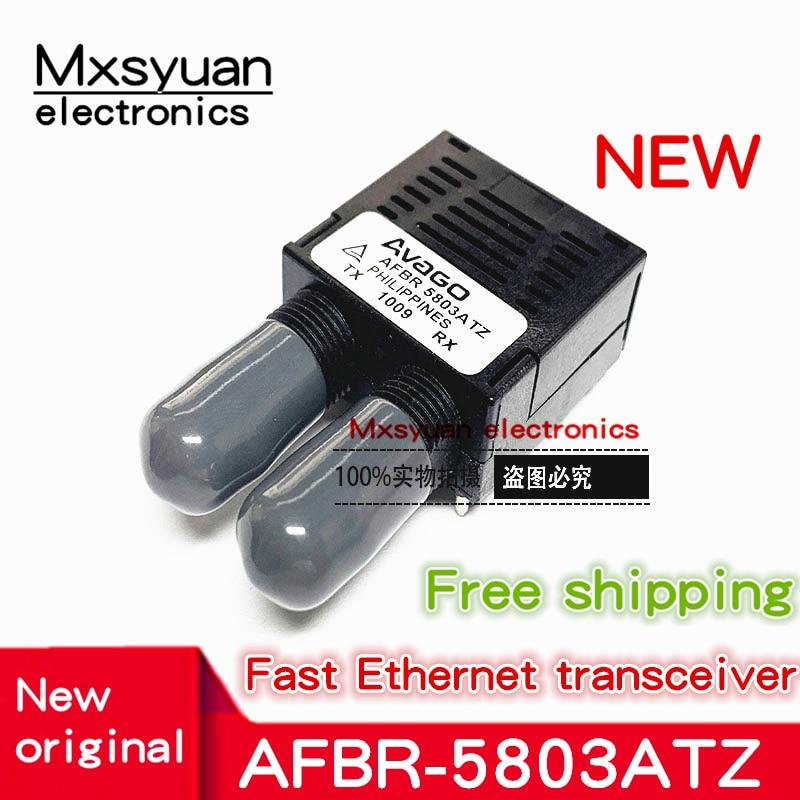 2 قطعة ~ 10 قطعة/الوحدة AFBR-5803ATZ AFBR 5803ATZ AFBR-5803 جديدة ومبتكرة في المخزون الألياف البصرية الإرسال والاستقبال