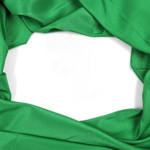 Image 2 - Черный, белый цвет зеленый синий и красный цвета Цвет хлопковый текстиль муслин фото фоны фотостудия Экран фон хромакей ткань