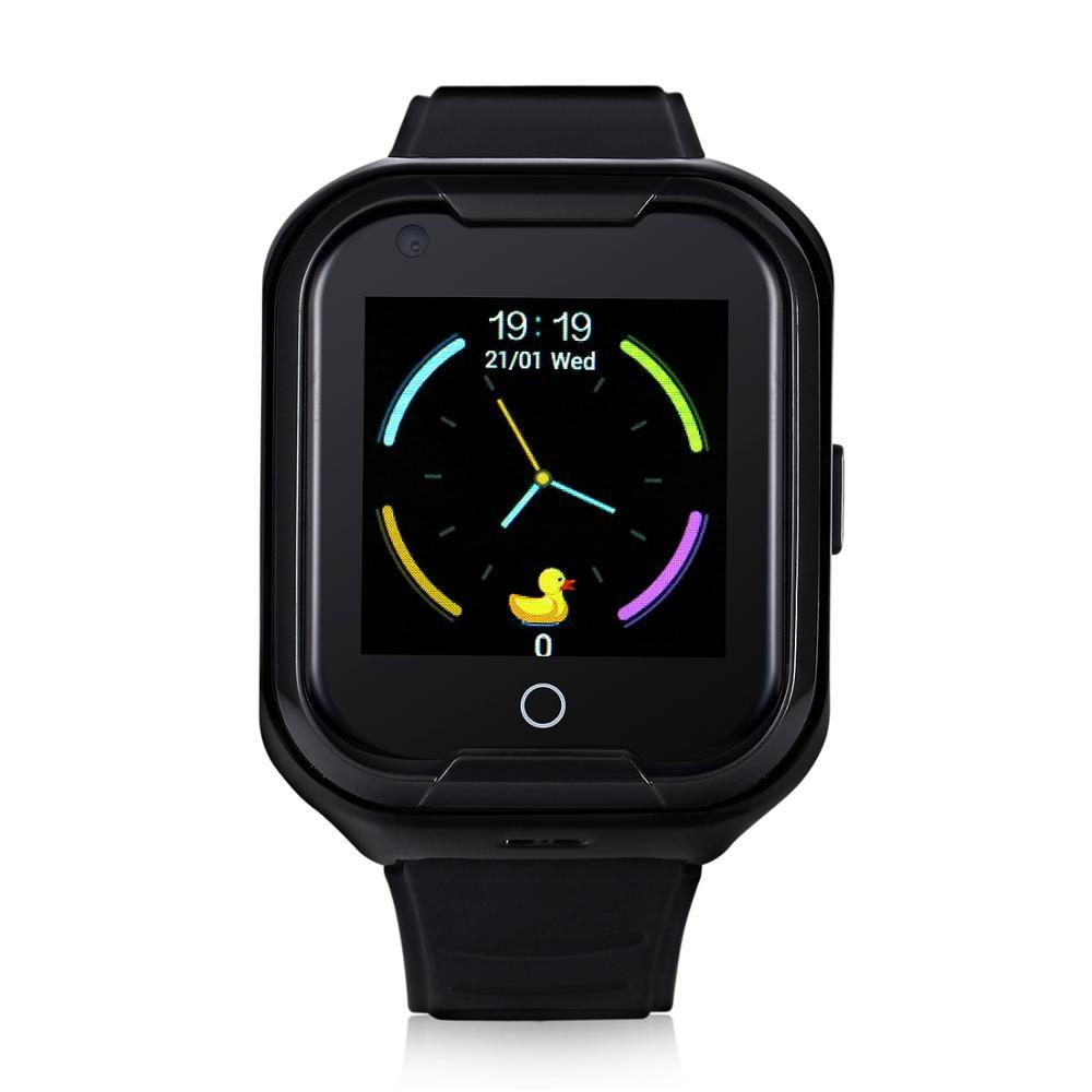 IPX7 Waterproof Smart 4G Remote Camera GPS WI-FI Kids Children Students Smartwatch SOS Video Call Monitor Tracker Location Watch