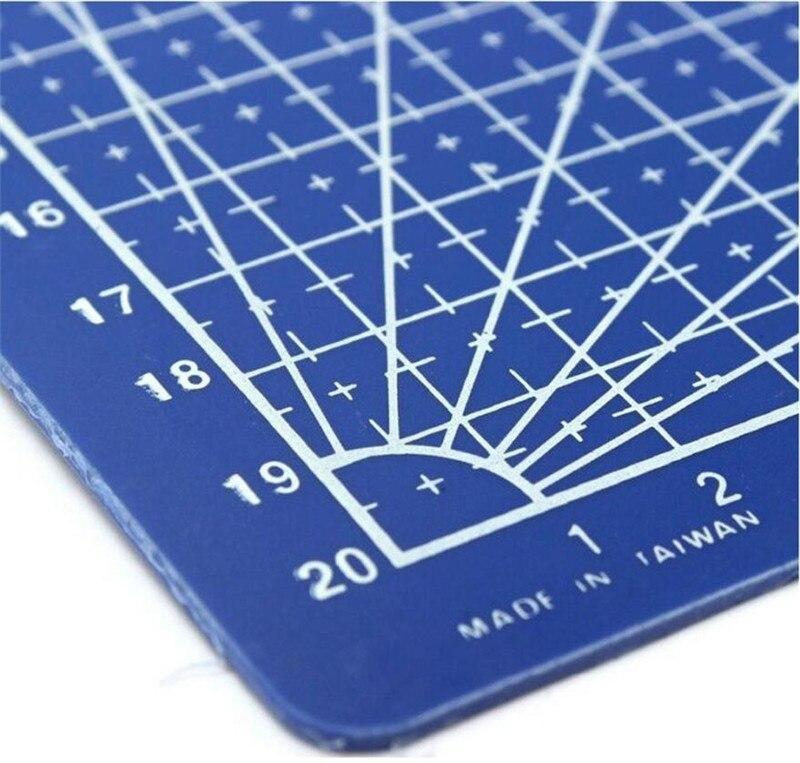 30*22CM PVC Cutting Mat A4 Durable Self-Healing Cut Pad Patchwork Tools Handmade Diy Accessory Cutting Plate #BL5